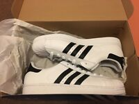 Adidas Superstars (only worn once indoors)