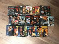 Huge collections on of Jean Claude Van Damme dvds