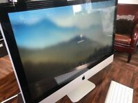 Apple Mac 27 inch It's in perfect working order