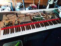 Yamaha Clavinova Keyboard Project