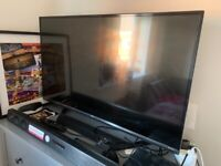 LG 4K ULTRA HD TV WITH FREE SOUNDBAR & OPTICAL CABLE