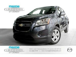 2015 Chevrolet Trax LS + 48 000km  + BLUETOOTH