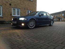 2001 BMW 330ci sport £1450