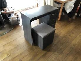 2 BRAND NEW CAMBERLEY DRESSING TABLE AND STOOL SET
