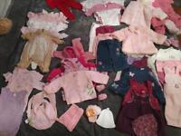 Baby bundle - Girls 0-3 months