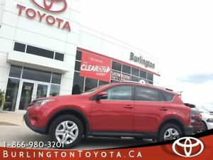 2015 Toyota RAV4 LE 'UPGRADE, LOW KM'S