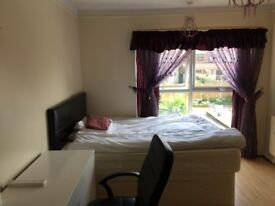 Spacious large Double Room - All Bills Included - Clean House - Use Of Private Garden