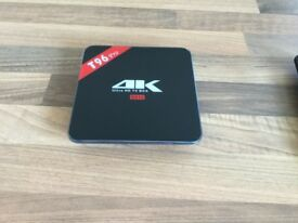 Powerful T96 4K Android TV Box. Octa Core with 3GB of Ram & 32GB of Memory.