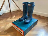 Hunter Disney Mary Poppins Limited Edition Boots Size Uk3/EU36 - Brand New in Box