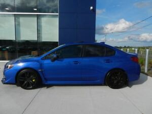 2016 Subaru WRX Sport-tech *Performance confort et technologie*