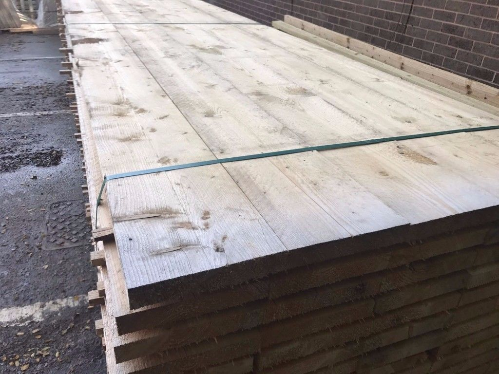 Wood Scaffold Boards : Brand new german white wood timber scaffold boards in