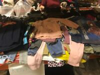 Second Hand / Used Clothes Wholesale Ladies, Mens, Kids UK Mix Sold by Kilo. Delivery Available