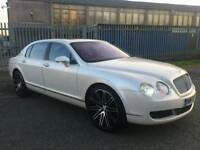 2006 55 Reg Bentley Continental 6.0 ( 552bhp ) 4X4 Auto Flying Spur