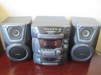 Bereavement Sale - Excellent Panasonic SA AK25 Stereo System