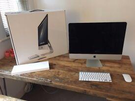 "21.5"" iMac 16GB/3.1GHz i7/1TB Fusion Drive/NVIDIA GT750M"