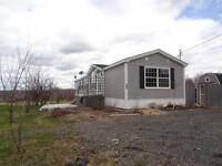209 Route 102 - Newer Mini-Home on Large Acreage!