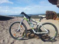 Mountain Biker 29er with Hydraulic Brakes