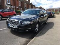 AUDI A6 Avant 2.0 TDI 2007 - 123,00 miles. With service history and MOT until November 2017.