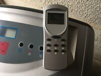 Air Force 12000BTU Portable Air Conditioner/Dehumidifier/Fan/Heater Hose Remote (4in1)