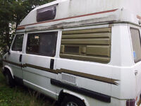 TALBOT EXPRESS CAMPERVAN BREAKING