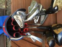 Ryder second hand golf clubs