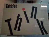 "Brand new Lenovo Thinkpad P50-15.6""FHD IPS-I7-6820HQ-8GB RAM-256GB SSD"