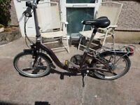 Dahon Foldable unisex bike