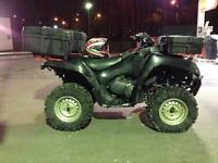 57 plate fully plg road legal Kawasaki kvf farm quad