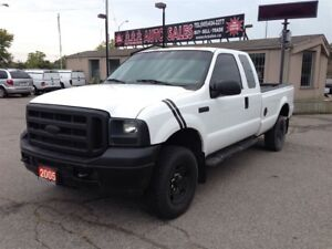 2005 Ford F-250 SUPER DUTY XL 4X4