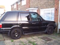 Range Rover,..Sold... for sale, spares or Repair