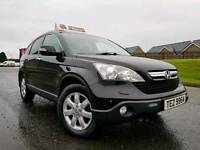 2008 Honda CRV ES 2.2 I-CDTI 4X4. GREAT EXAMPLE! FSH! GREAT SPEC! 6 MONTHS WARRANTY!