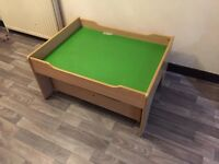 Children's Play Table (good for train sets)