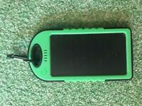 Solar charger for iPhone, Ipad etc