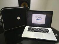 """Apple MacBook Pro 15.4"""" Mid-2012 2.3GHz i7 Quad Core 16GB RAM 500GB HDD"""
