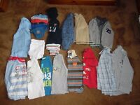 Bundle of Boys Clothes 3-4 yrs (lots of Next and M&S)