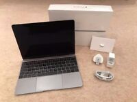 APPLE MACBOOK RETINA 12INCHES 1.2GHZ -8GBRAM-512SSD-2015 MODEL-ALL BOXED PLEASE CALL 07707119599