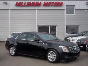 2012 Cadillac CTS AWD LUXURY / LEATHER / SUNROOF / MUST SEE