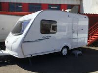 Sprite Alpine2 Berth 2007. Motor mover,Awning,TV.Excellent condition non smokers BARGAIN !