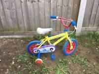 Mr tumble bike