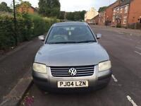 VW Passat 1.9 TDI may swap for small automatic