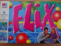 MB games - FLIX. For 2 players age 7+