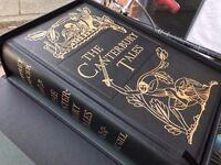 "Book: ""Canterbury Tales"""