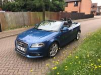 Audi A3 2.0 TDI S line S Tronic Convertible Cabriolet Automatic