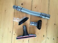 V6 Dyson 4-Piece Handheld Vacuum Cleaner Tool Kit Brand New
