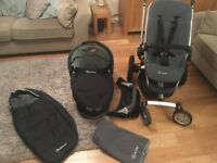 Quinny Buzz 2 in 1 System with extras - £250