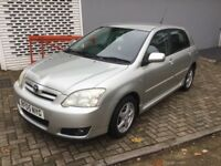 Toyota Corolla 2005 reg, excellent condition!!!