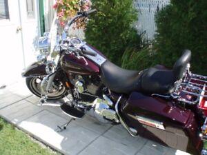 Moto Harley Davidson Road king 2005