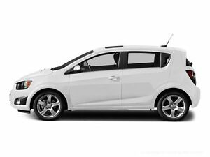 2015 Chevrolet Sonic (5) LS - 6AT  - $95.66 B/W  - Low Mileage