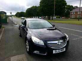VAUXHALL INSIGNIA GENUINE LOW MILEAGE 40300!! HPI CLEAR!! F/S HISTORY