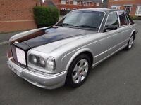 Bentley Arnage 6.8 Red Label 4dr 6.8 LITRE V8 TWIN TURBO LOOK!!